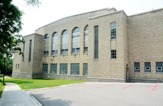 Eastman Hall