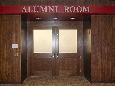 Alumni Room entrance ... & Alumni   St. Cloud State University