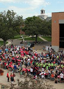 campus involvement essay