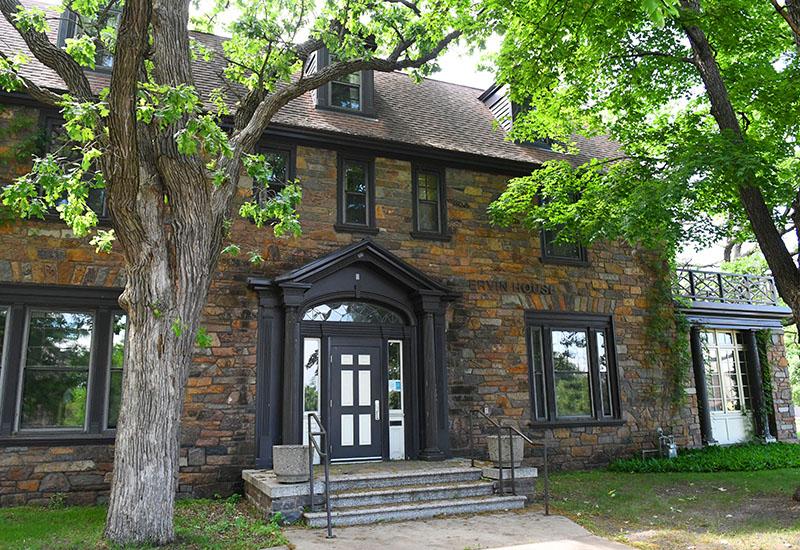 Ervin House