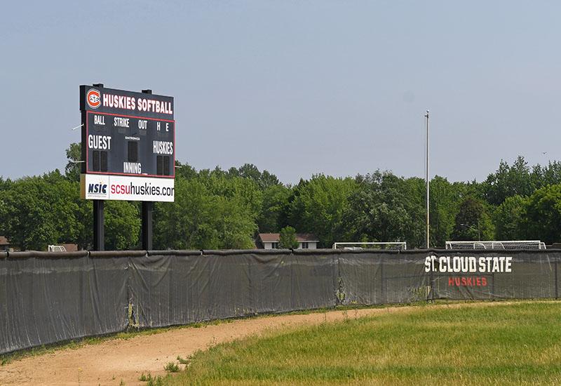 Selke Field