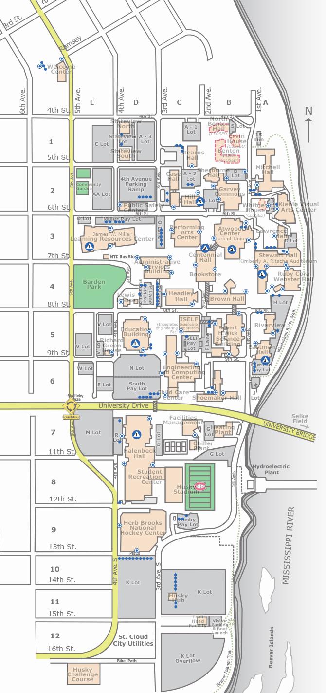 Saint Cloud University Online Tour