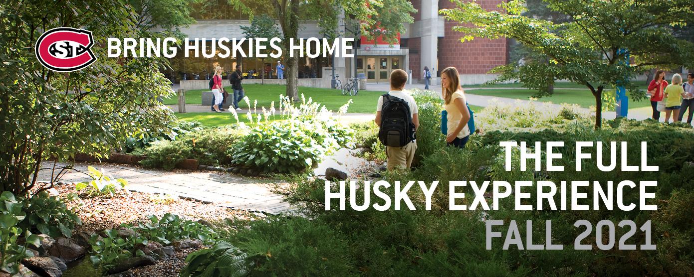 The Full Husky Experience : Fall 2021