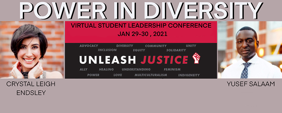 Power in Diversity Conference is Jan. 29-30