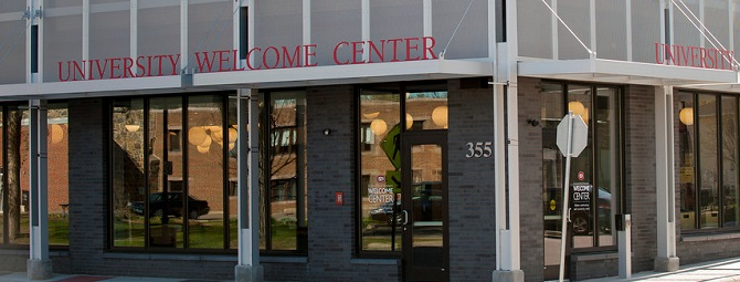 Welcome Center St Cloud State University